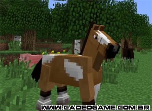 Как в майнкрафте сделать лошадь 0.14.0