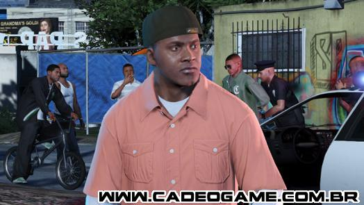GTA V - Cad   o Game -...