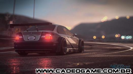 Need for Speed - O retorno de um carro