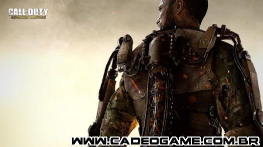 Advanced Warfare ganhará novos níveis no sistema de Prestígios