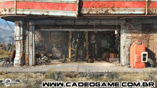 Fallout 4 é anunciado pela Bethesda