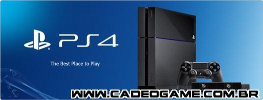 PlayStation 4 chega a marca de 20,2 milhões de unidades vendidas