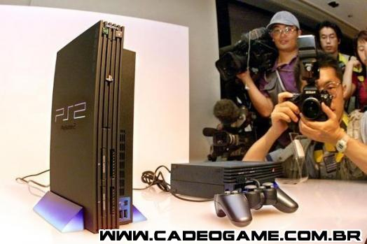 Os 15 anos do Playstation 2
