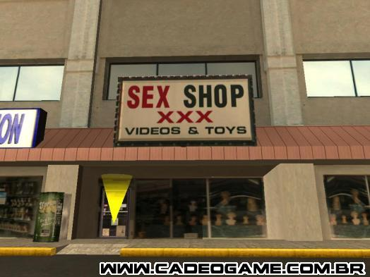 Sex toys in gta san
