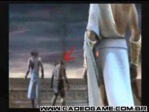 God of War 2 - Cadê o Game - Notícia - Curiosidades - Lugar em que Hades  está. a6150bc6c7694
