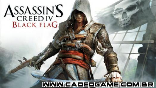 Ubisoft divulga novo trailer de Assassins Creed IV Black Flag