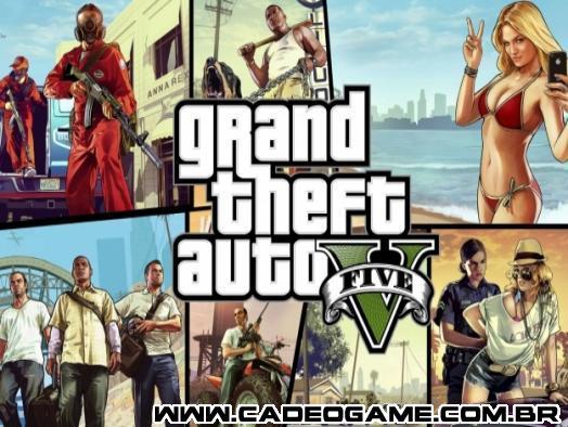 GTA V PS4 vs PS3 Comparação em telas e Gifs apresenta melhorias enormes nos modelos de personagens