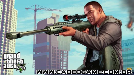 GameStop divulga detalhes sobre a apresentação de GTA 5 para PC, PS4 e Xbox One