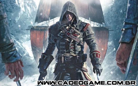 """Assassin\'s Creed Rogue\"" chegará ao PC no começo de 2015"