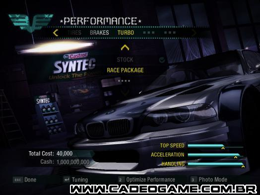 Nfs Carbon Cade O Game Download Mods Tuning Mod V2 1