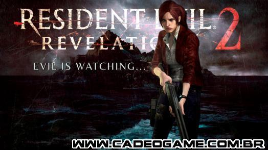Capcom divulga 3 vídeos da gameplay de Resident Evil Revelations 2