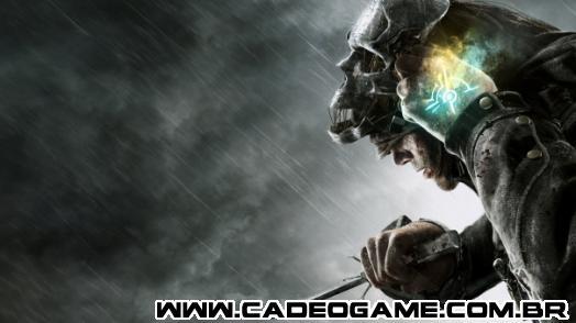 Dishonored já está disponível gratuitamente no Games With Gold da Xbox Live