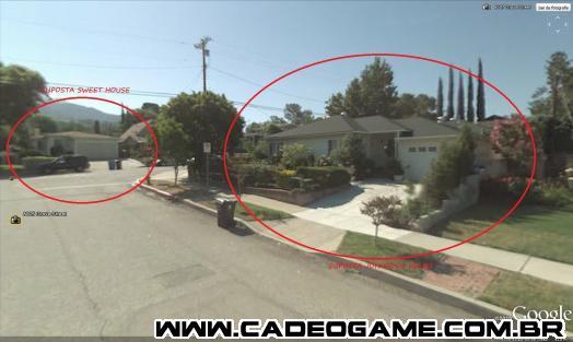 A VERDADEIRA RUA GROVE STREET EM LOS ANGELES GTA - ForumCPU com