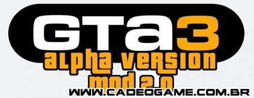 GTA III Beta Download Mod