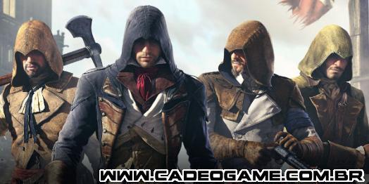 Novas Artworks de Assassin\'s Creed: Unity são divulgadas
