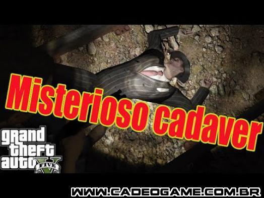 GTA V Online: O Cadáver da Mina Abandonada!