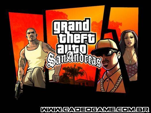 GTA: San Andreas desaparece do Steam