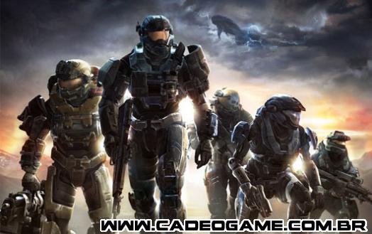Halo: Reach é um dos títulos do Games With Gold de setembro