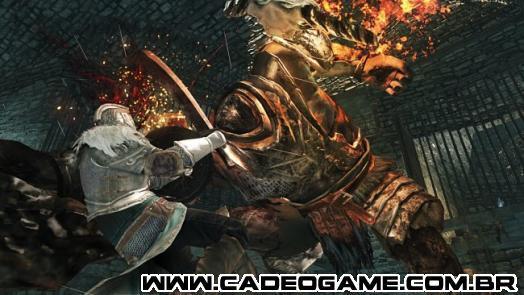 Golden Joystick Awards: E o vencedor é... Dark Souls II!