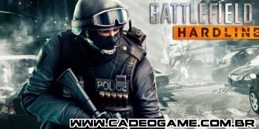 Battlefield Hardline com nova data de lançamento