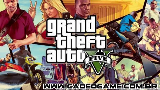 Take-Two explica adiamento da versão PC de GTA 5