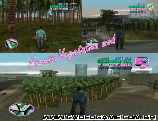 GTA Vice City - Cadê o Game - Download - Mapas - GTA Vice City