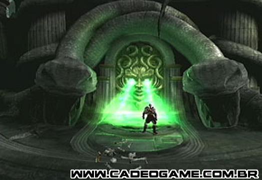 God of War 2 - Cadê o Game - Bog Of The Forgotten 6998b3c10b803