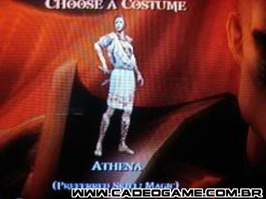 God of War 2 - Cadê o Game - Guia dos Costumes - God of War II c2781058bc19f
