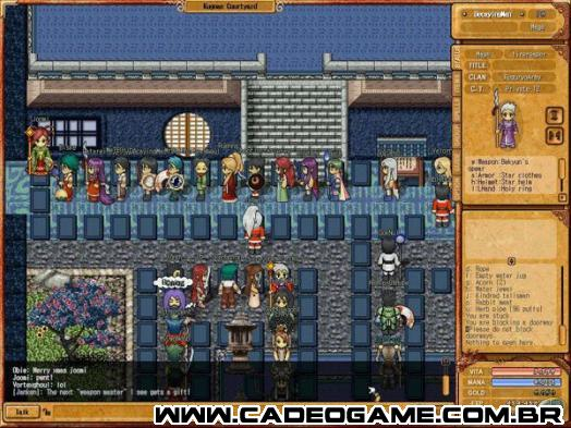 Cadê o Game - Download - Trial - Nexus: The Kingdom of the Winds