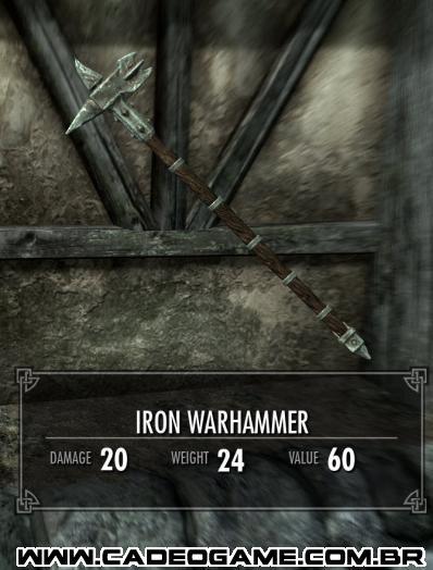 http://theelderscrollsskyrim.com/wp-content/uploads/2011/12/Iron-Warhammer.jpg