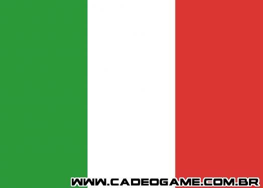 cec50e7342 GTA III - Cadê o Game - Notícia - Curiosidades - Bandeira da Italia e da  França