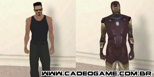 GTA San Andreas - Cadê o Game - Download - Skins & Roupas