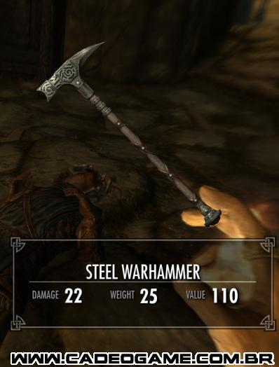 http://theelderscrollsskyrim.com/wp-content/uploads/2011/12/Steel-Warhammer.jpg