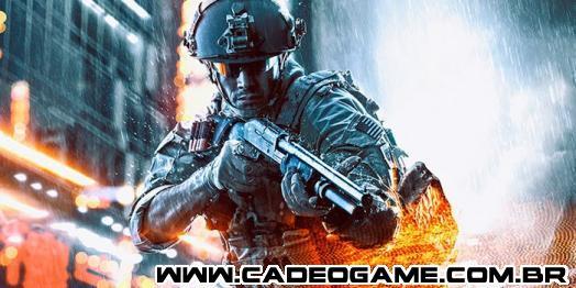Battlefield 3 - Cadê o Game - Notícia - Games - Sexta expansão de